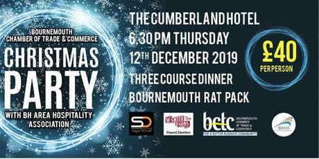 BCTC Christmas Party tickets