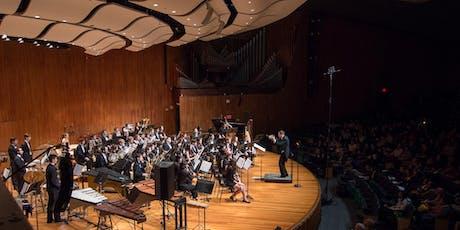 Family Weekend Concert: MIT Wind & Festival Jazz Ensembles tickets
