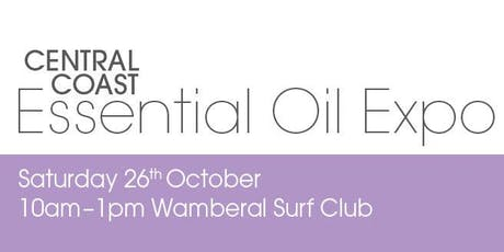 Central Coast Essential Oil Expo tickets