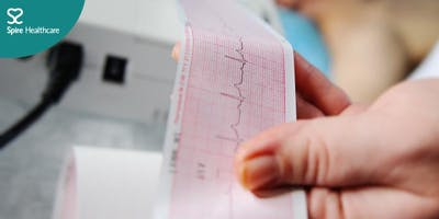 Information event on heart rhythm disorders