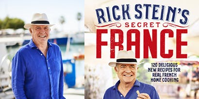 AN EVENING WITH RICK STEIN - SECRET FRANCE