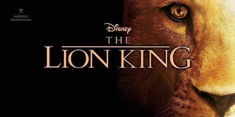 Community Cinema Presents...The Lion King (2019)