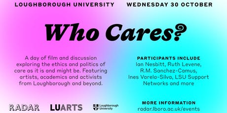 Who Cares? tickets