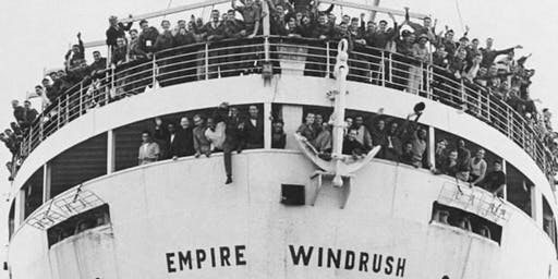 'London… is the place for me'- A tribute to our Windrush Residents