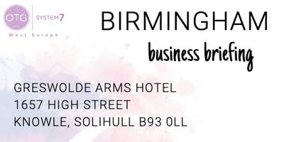 Birmingham Business Briefing & Training