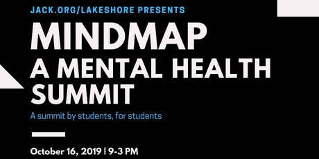 Mind Map: A Mental Health Summit tickets