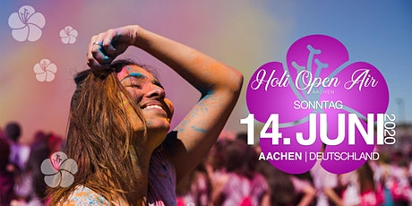 Holi Aachen 2020 - 8th Anniversary Tickets