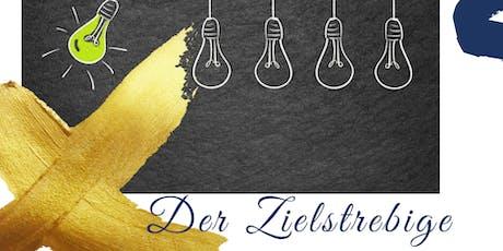 Workshop alphakerle: Aufsteiger - Der Zielstrebige / Gruppencoaching Tickets
