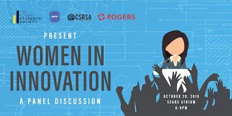 Women in Innovation Panel tickets