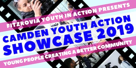 Camden Youth Action Showcase 2019 tickets