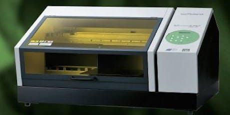 Tutorial Plotter UV Lef Roland - Zagarolo biglietti