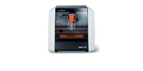Workshop: CAD/CAM Fresa Roland DG Modela mdx-50 - Zagarolo