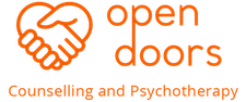Open Doors Counselling and Psychotherapy logo