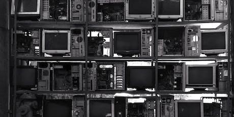 Joys and Perils of Information Overload: Italo Calvino and Umberto Eco tickets