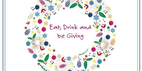 Eat, Drink & Be Giving - Christmas Shopping Event tickets