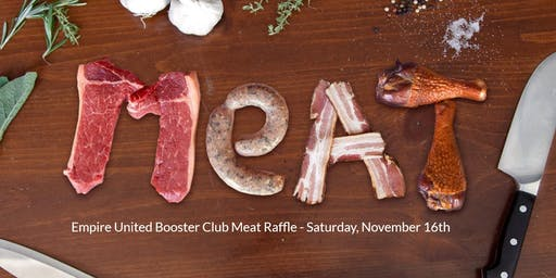 Empire United Booster Club Meat Raffle