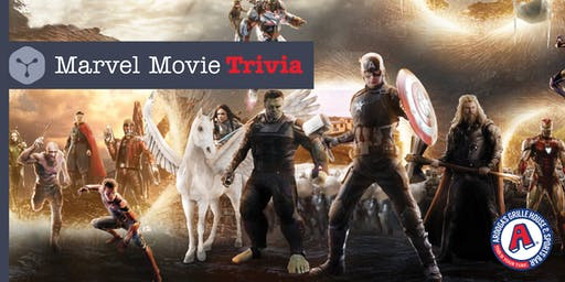 Arooga's Marvel Movie Trivia Night