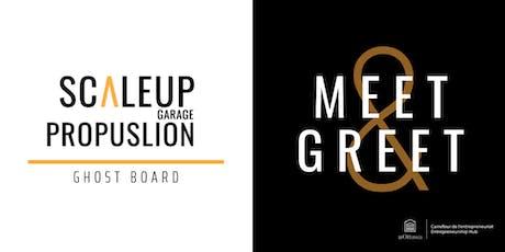 Scaleup Garage Ghost Board Meet & Great tickets