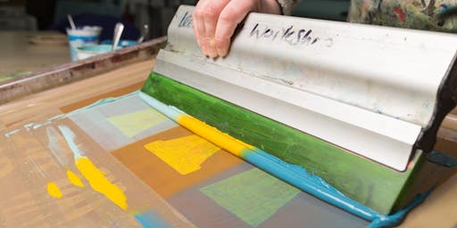 Paper Screen Printing - 2 Day Course