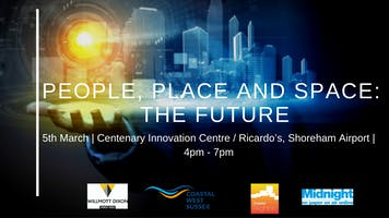 People, place and space: The future