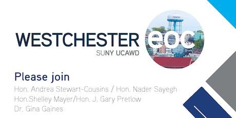 Westchester EOC Community Engagement tickets
