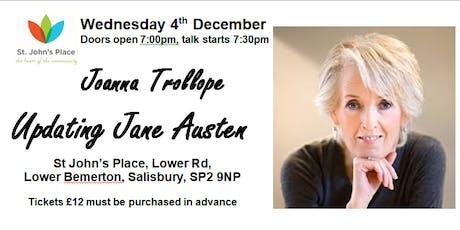 Joanna Trollope 'Updating Jane Austen' tickets