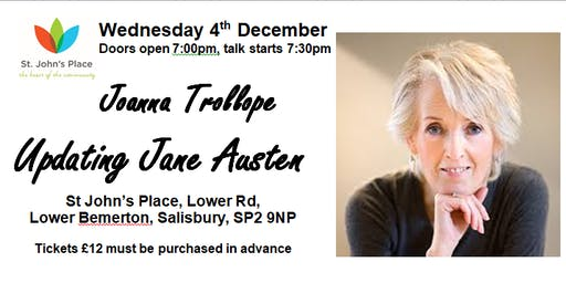Joanna Trollope 'Updating Jane Austen'