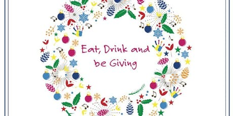 Eat, Drink & Be Giving - Christmas Shopping at Ingatetsone Hall (Evening) tickets