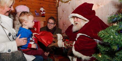 Leeds Castle Father Christmas' Grotto 2019