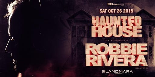 Haunted House featuring Robbie Rivera