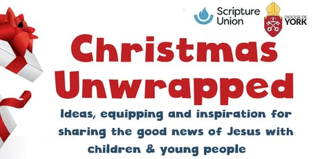 Christmas Unwrapped tickets