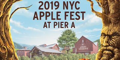 AppleFest NYC 2019 at Pier A, New York 10004