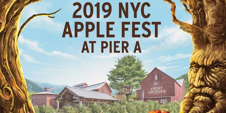 AppleFest NYC 2019 at Pier A, New York 10004 tickets