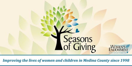 Seasons of Giving 2020 tickets