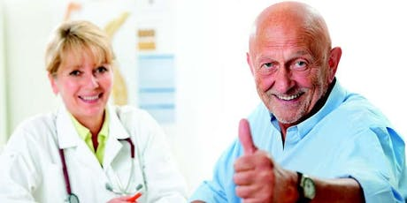 Navigating the Doctor-Patient Relationship tickets