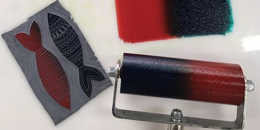 Introduction to Printmaking - 5 Week Course