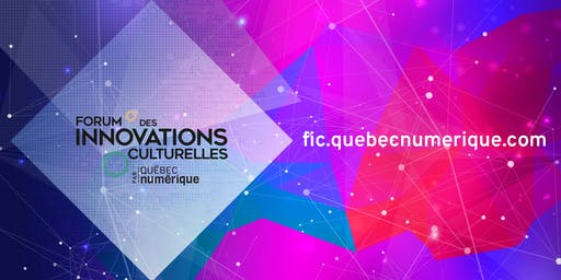 Forum des innovations culturelles 2020 (FIC)