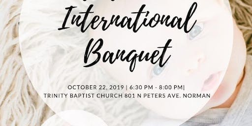 Life For All International Fall Banquet