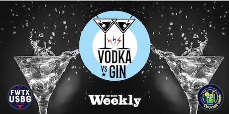FW Cocktail Week - VODKA VS. GIN tickets