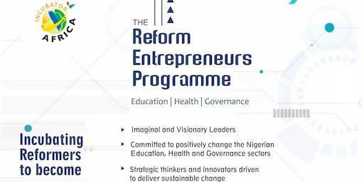 The Reform Entrepreneurs Programme
