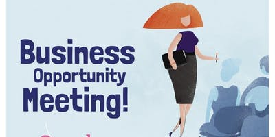 Business opportunity meeting 20th October Woddlands Castle Taunton