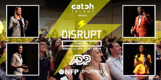 DisruptHR Charleston :: Fall 2019