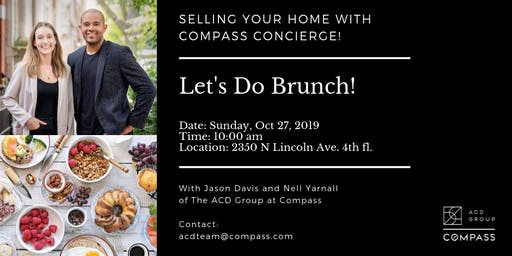 Selling Your Home With Compass Concierge | Discussion (Free Brunch)