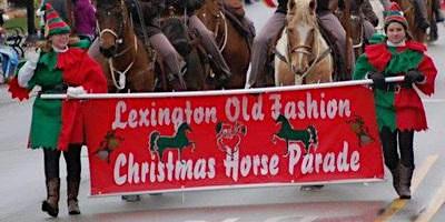 Lexington Christmas Horse Parade 2019