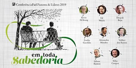 Conferência Fiel para Pastores e Líderes 2020 ingressos