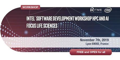 Intel® Software Development Workshop HPC and AI tickets