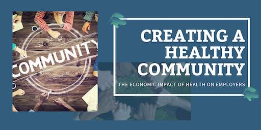 Creating a Healthy Community - Vendors