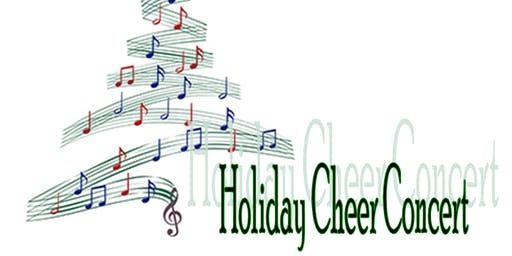 Holiday Cheer Community Concert 2019