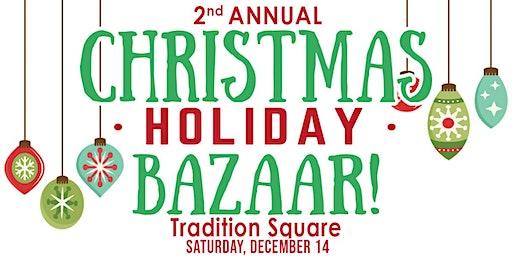 Christmas Holiday Bazaar at Tradition