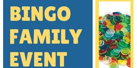 Family Bingo Day tickets